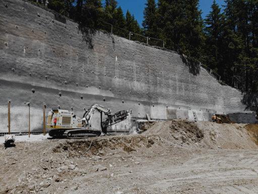 Risanamento ed ampliamento dell'Hotel Rosalpina Dolomites